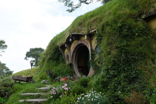 The Beg End - the Bilbo's place