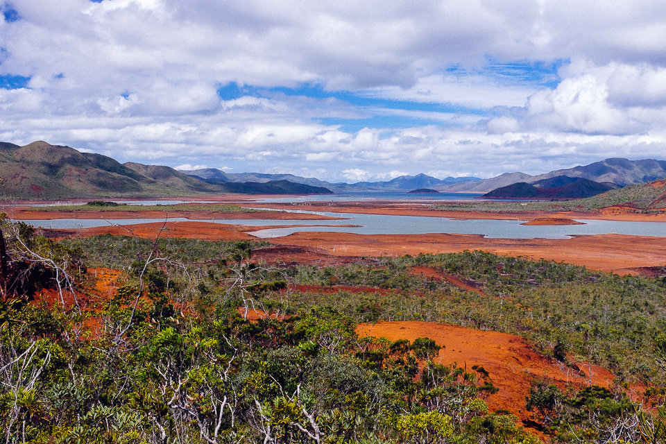 New Caledonia: magnificent colours of Great South