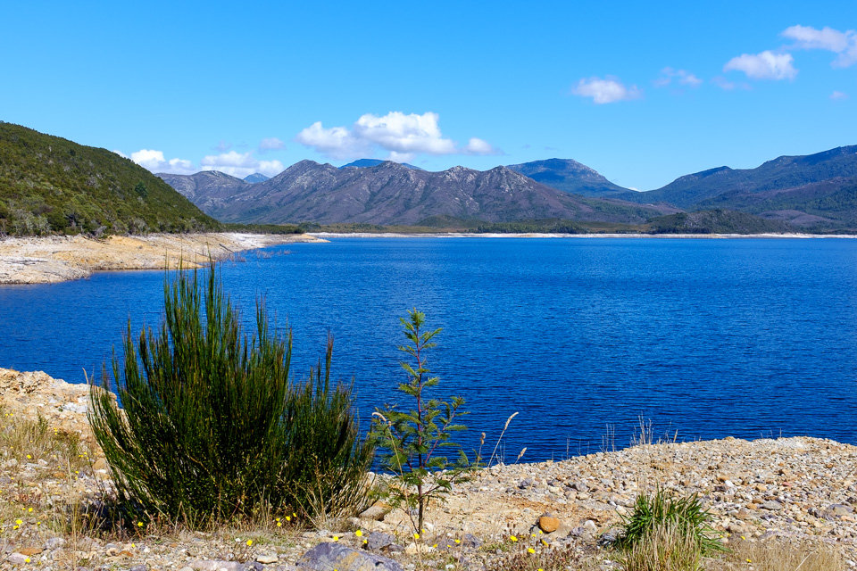Tasmania: on the way to Cradle Mountains