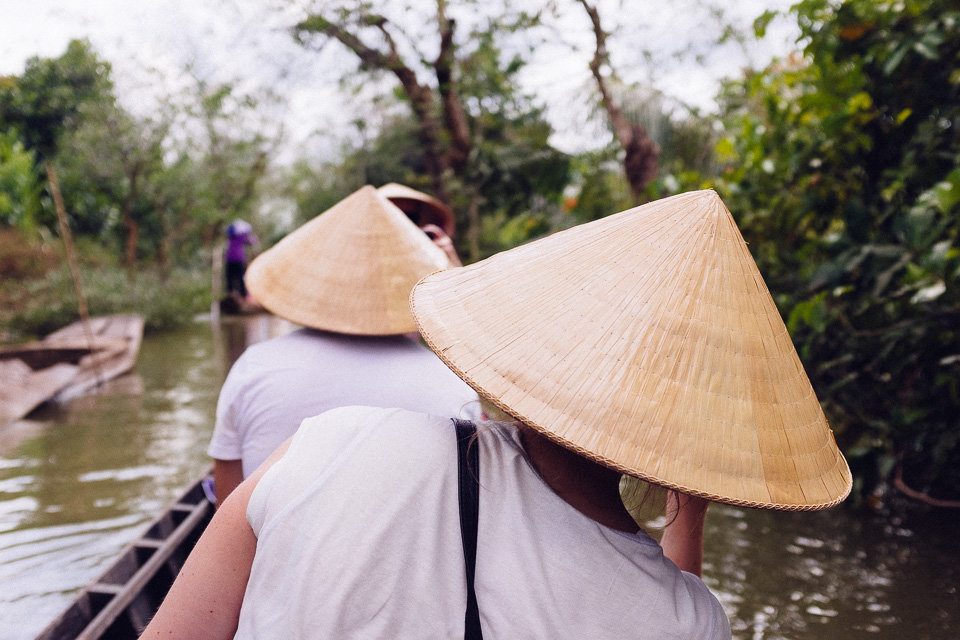 Vietnam: busy life of the Mekong delta